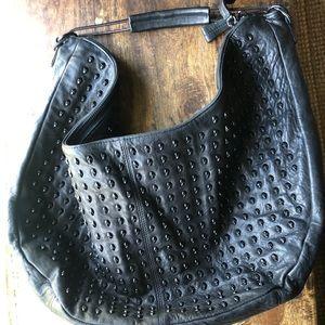 Thomas Wylde🔥Killer Black leather Hobo Bag